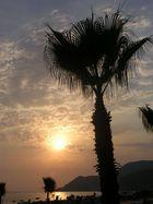 Sunset Cleopatra Beach