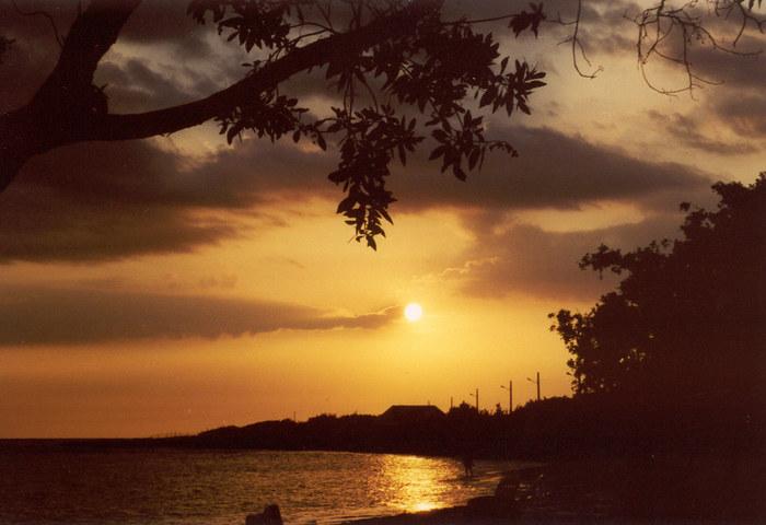 Sunset Cuba