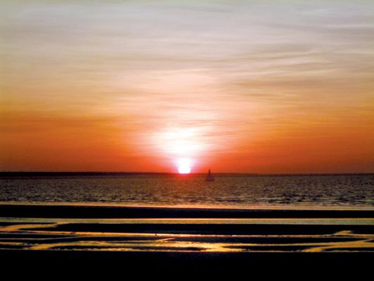 Sunset - Darwin, Australia