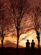 Sunset Dialogue