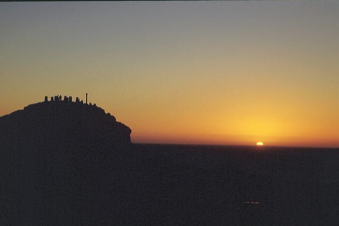 Sunset Diaz-Point