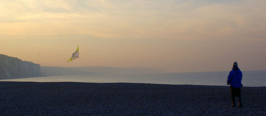Sunset Dieppe