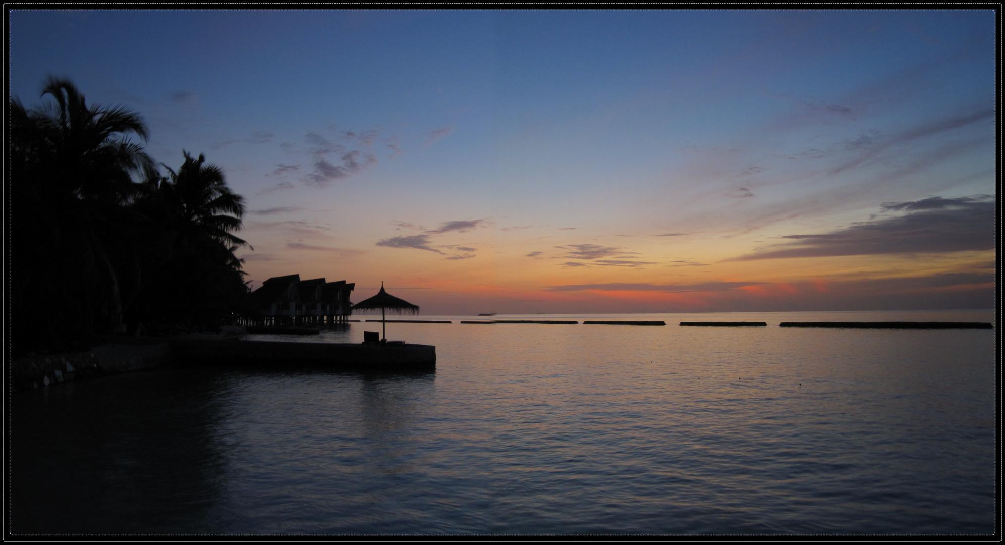 Sunset Ellaidhoo