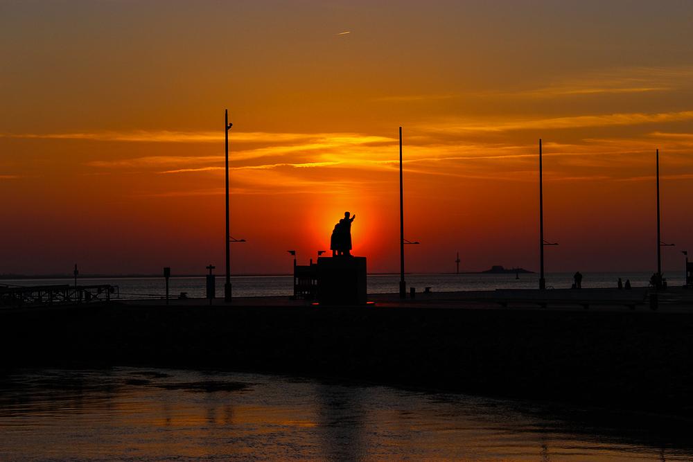 Sunset - Emigration