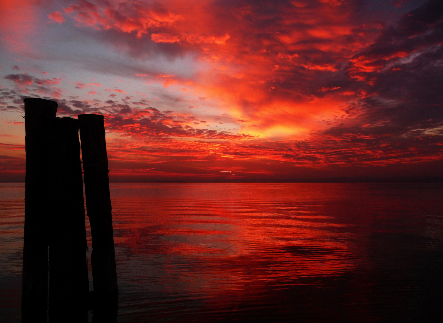 Sunset en Bardolino (3)