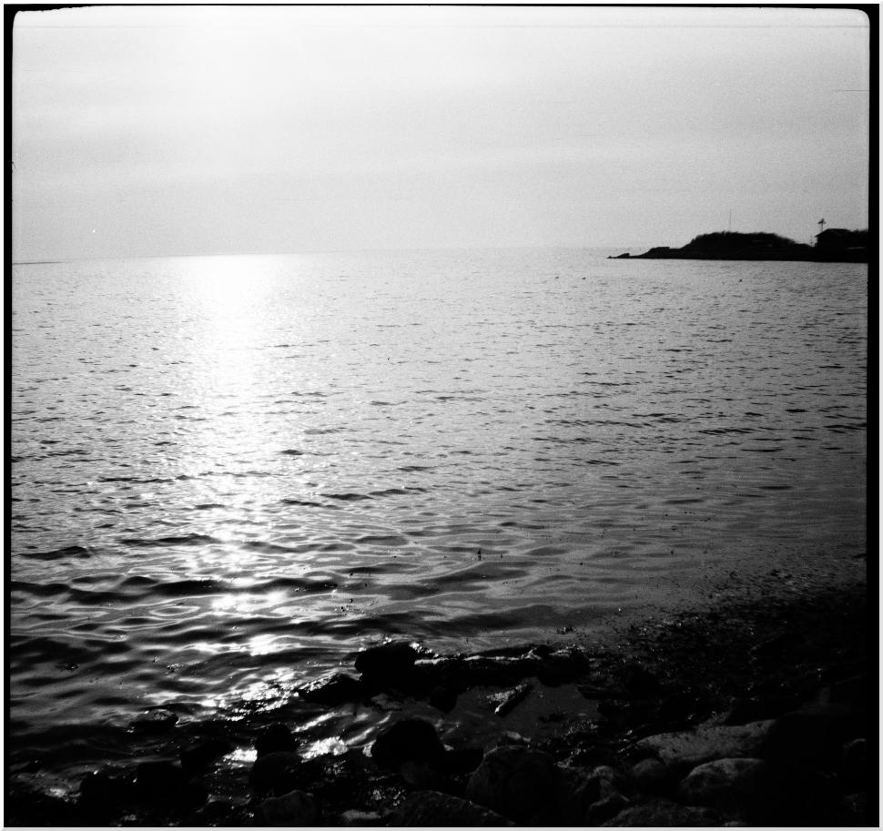 sunset fehmarn