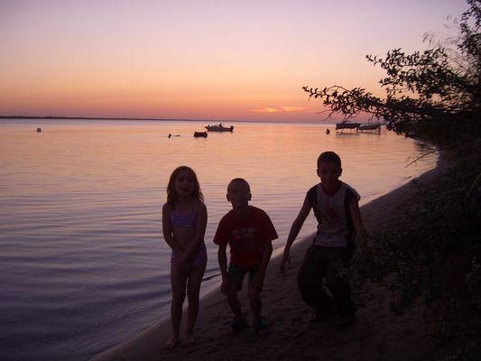 Sunset Fun....