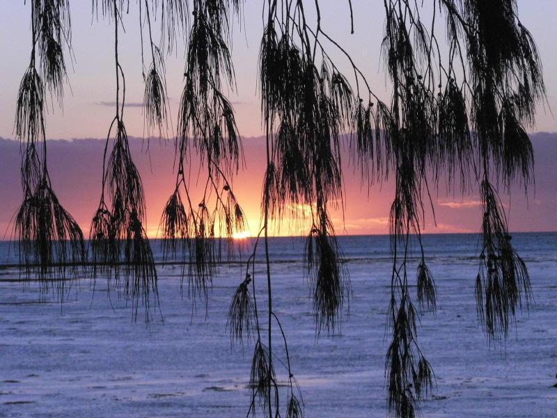 Sunset / Heron Island