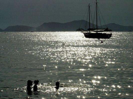 Sunset in Angra dos Reis
