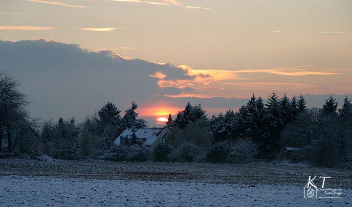 Sunset in Arenbersch
