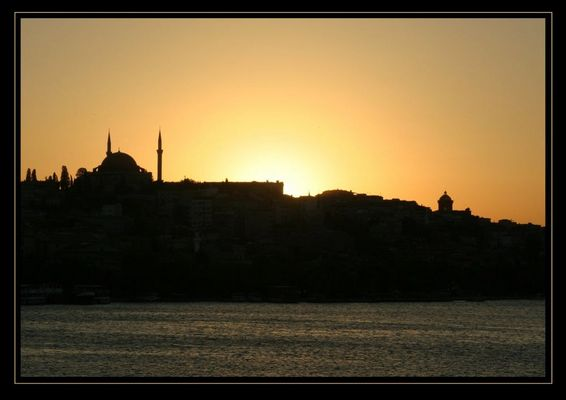 Sunset in Istanbul (reload)