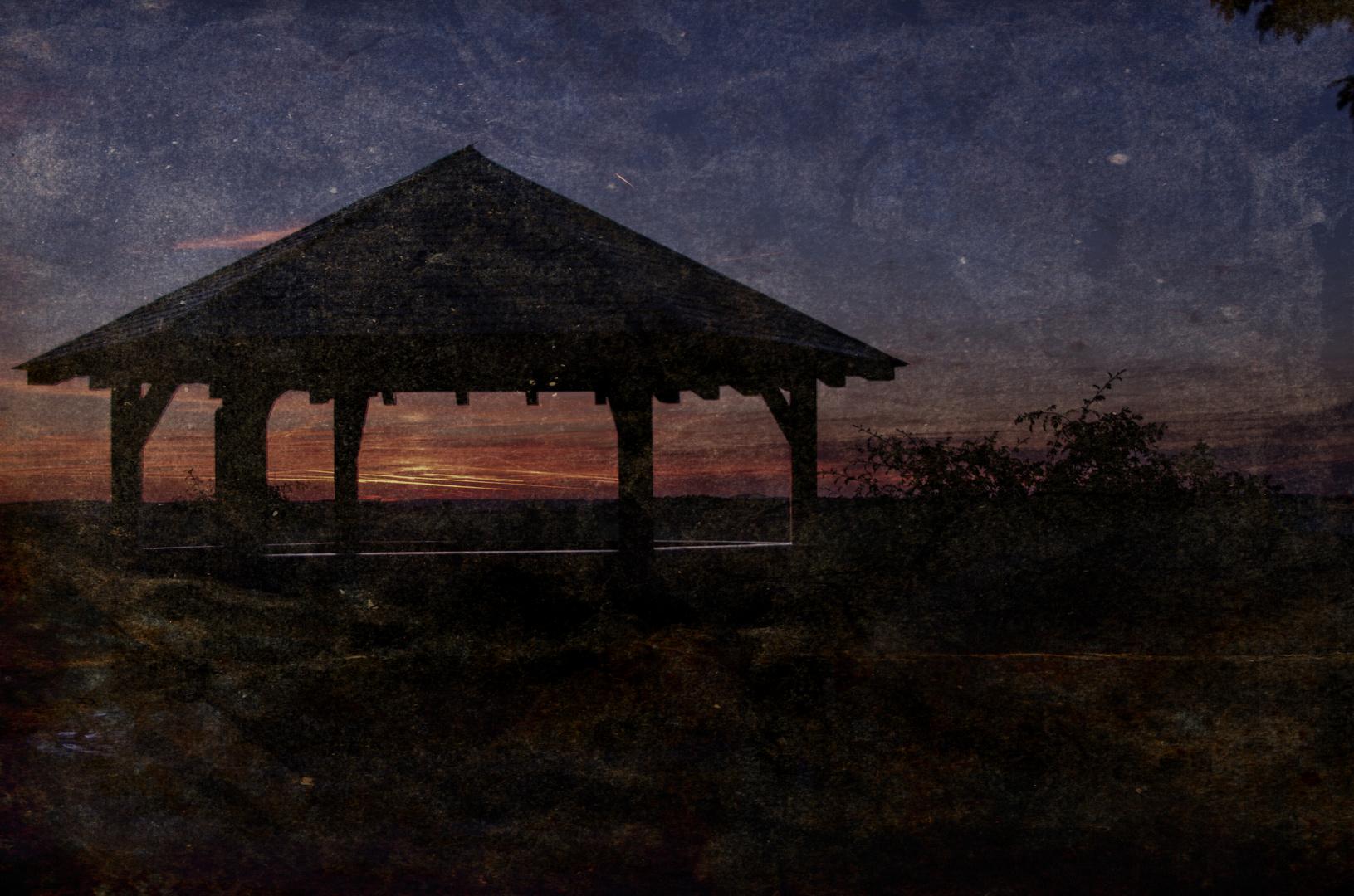 Sunset in Nocher