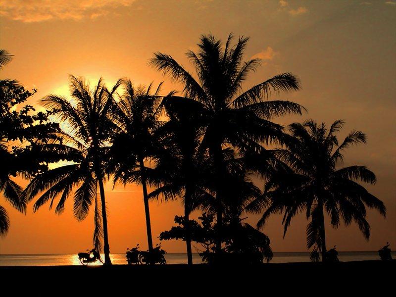 Sunset in Phuket/Karon