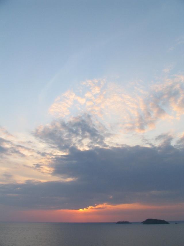 Sunset Islas Secas 1