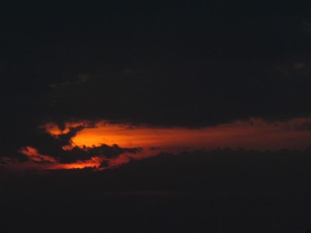 Sunset Islas Secas 2