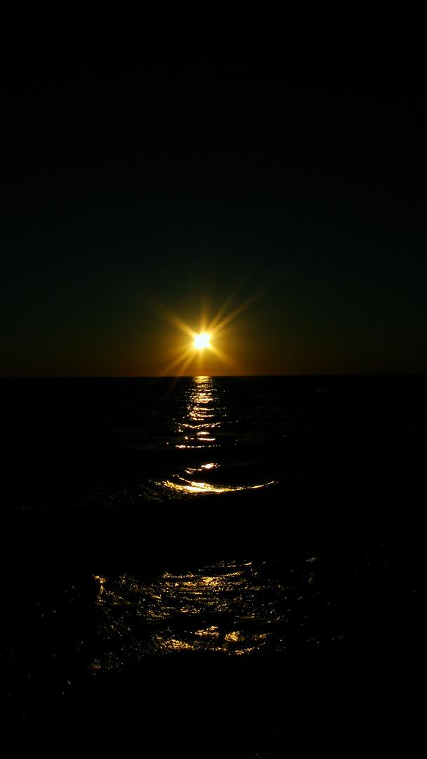 Sunset Istria