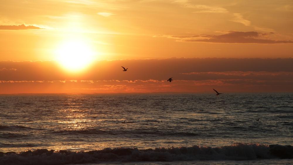 Sunset - Jammerbucht im Frühsommer