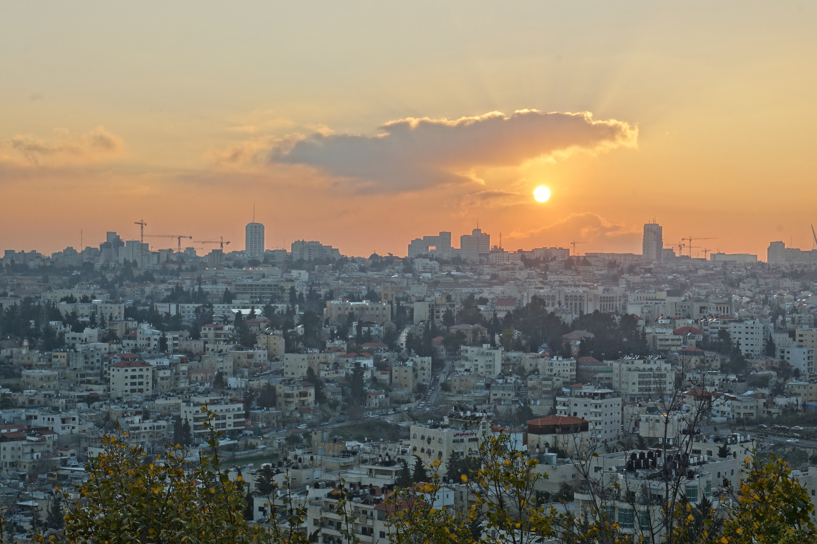 SUNSET - Jerusalem
