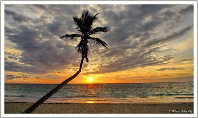 Sunset Karibik
