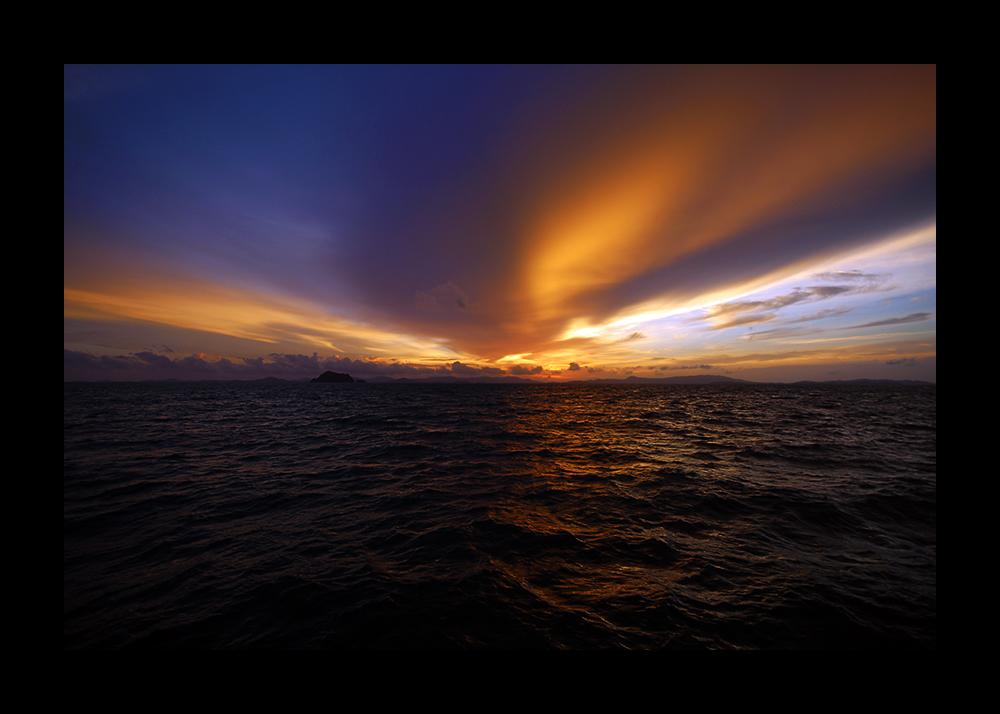 Sunset Koh Yao Yai