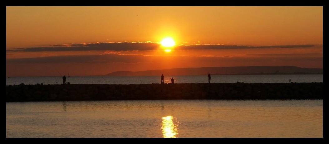 Sunset, La Grande Motte