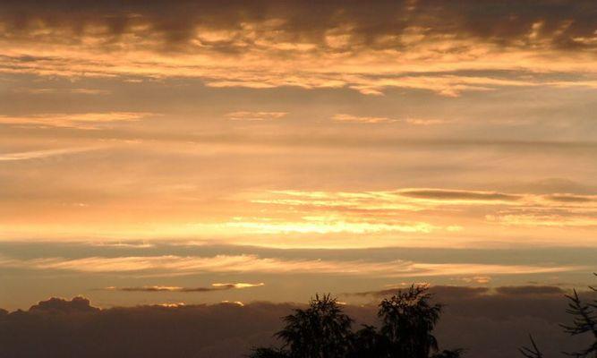 Sunset - Letterbox
