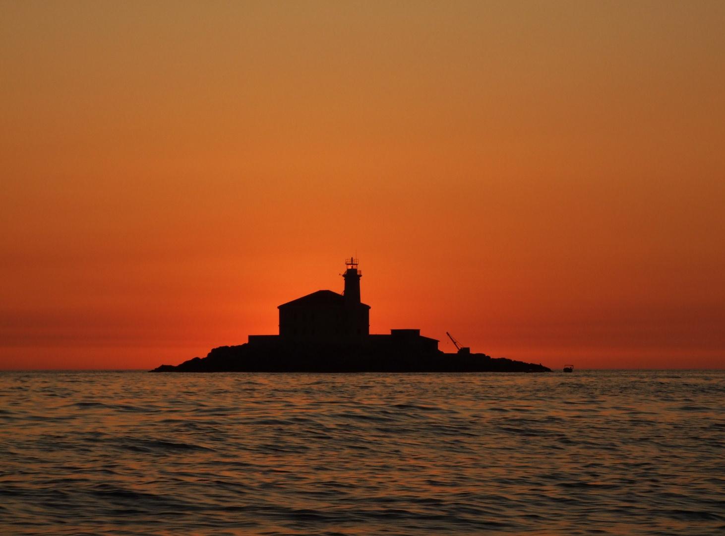 SUNSET - LIGHTHOUSE...