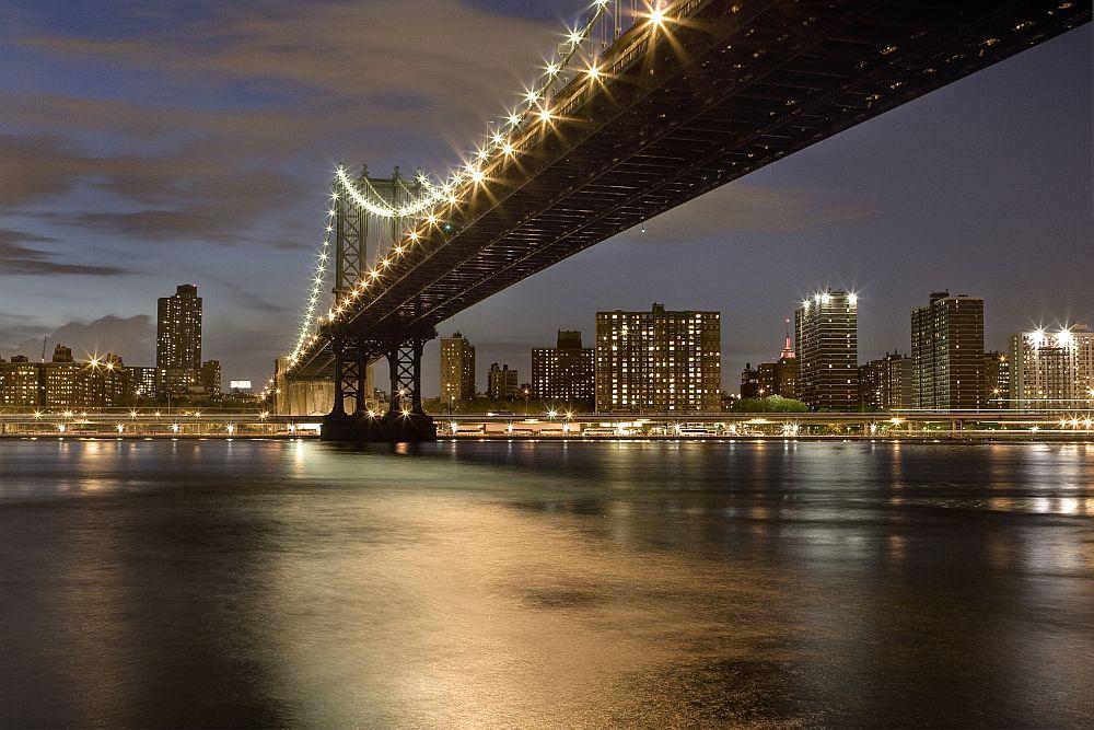 Sunset @ Manhattan Bridge