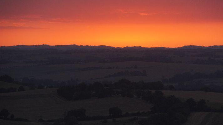 Sunset Merenvielle 004