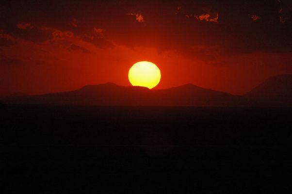 Sunset Messina