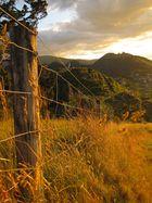 Sunset near the Centre of NZ