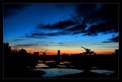Sunset Novesia Habor