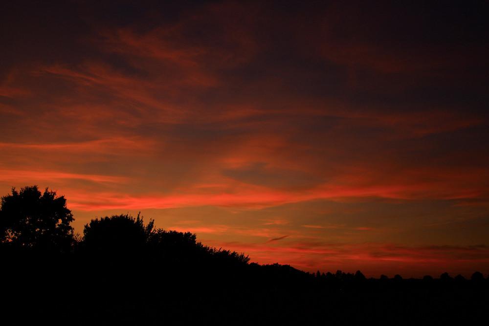 SunSet... Oder das Spiel Sonne und Wolken
