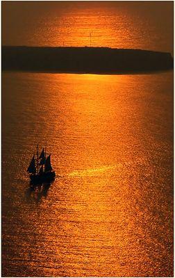 Sunset @ Oia