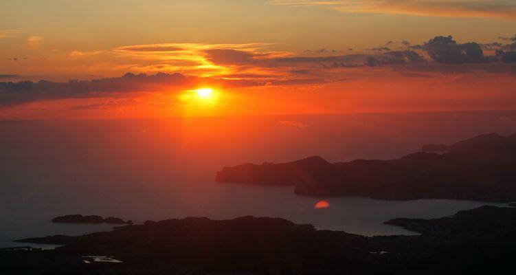 Sunset over Port d'Andratx (2)