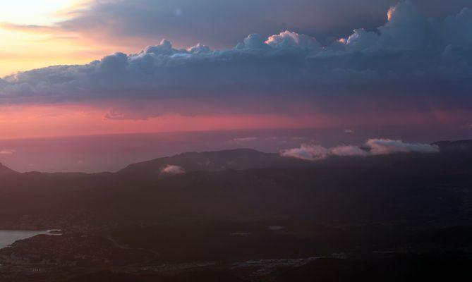 Sunset over Port d'Andratx (3)