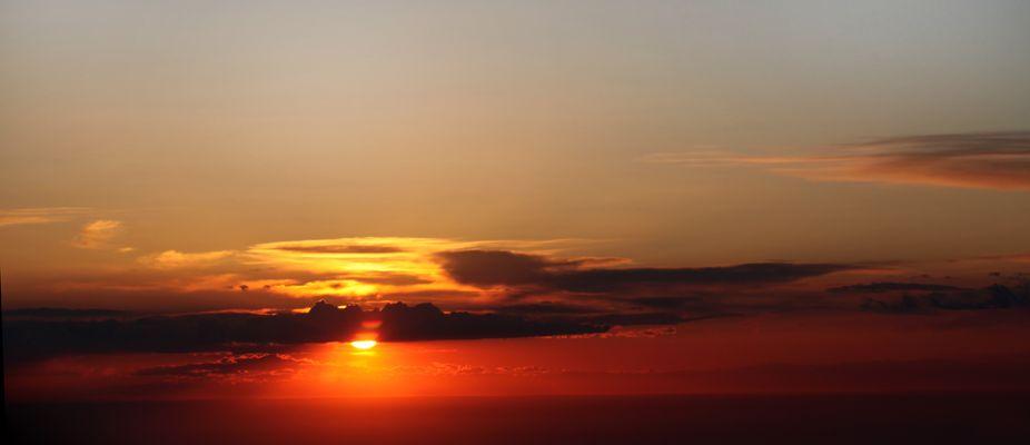 Sunset over Port d'Andratx