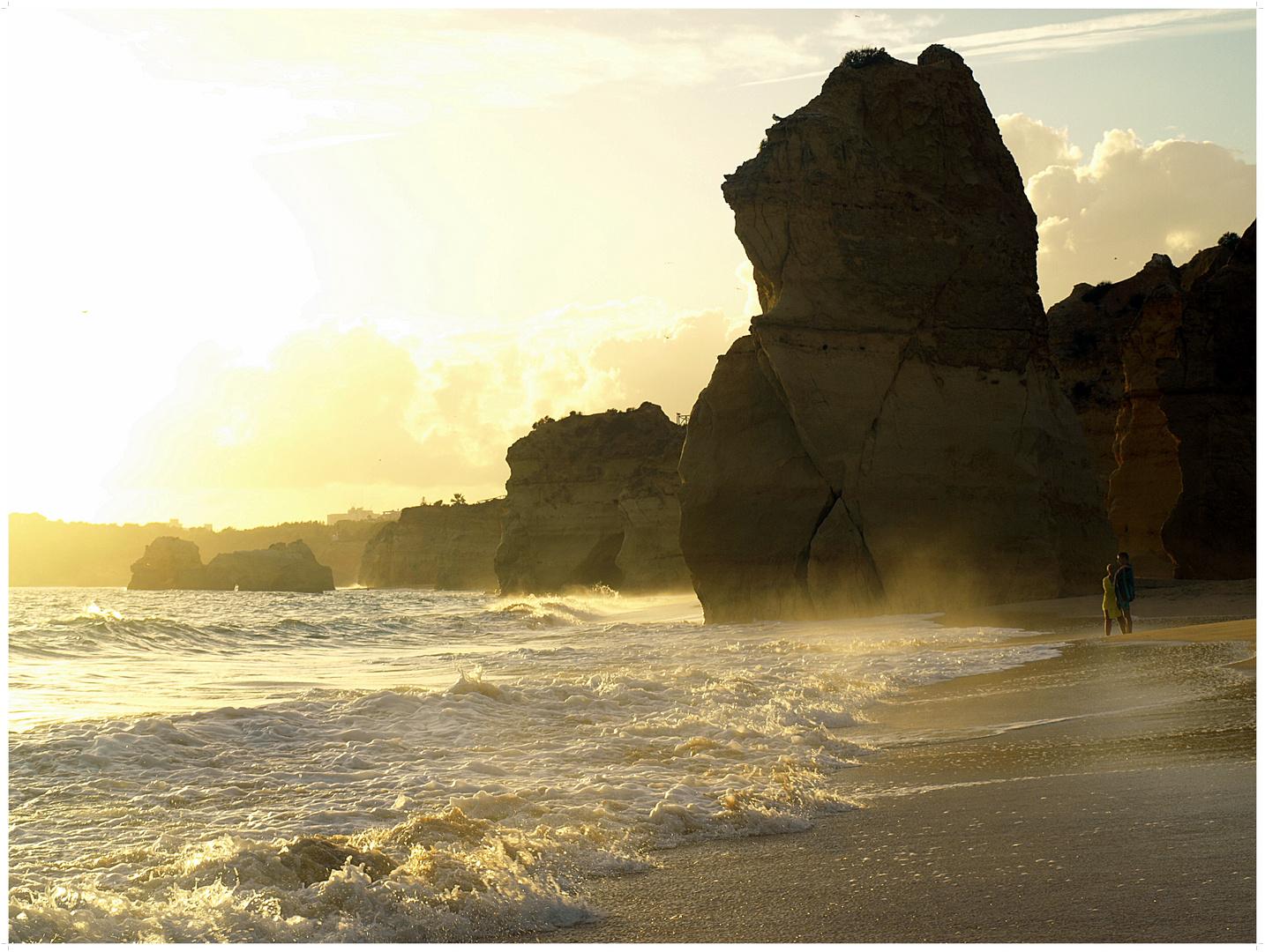Sunset - Praia da Rocha I