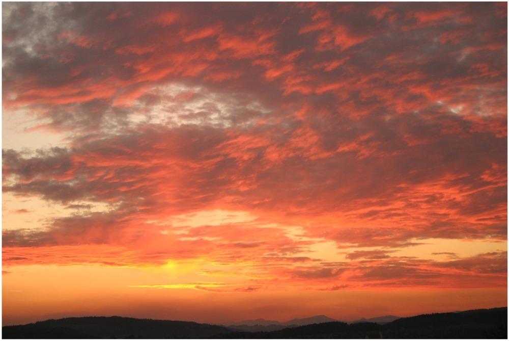 Sunset... (reload)