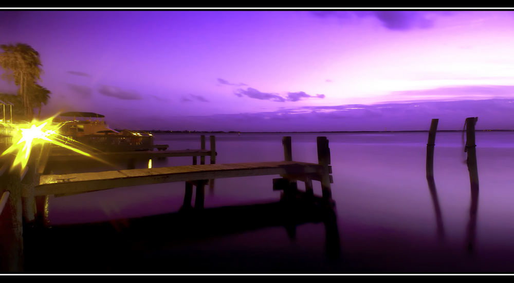 - SunSet River Cocoa Beach -