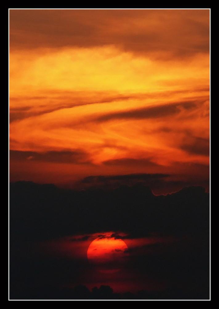 sunset samui....