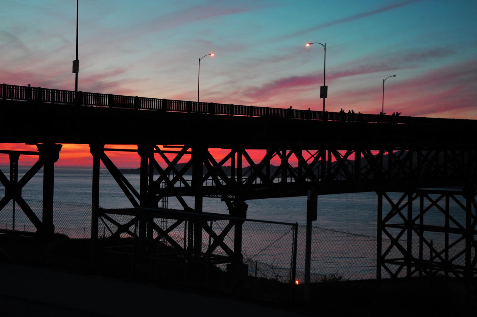 Sunset - SanFrancisco
