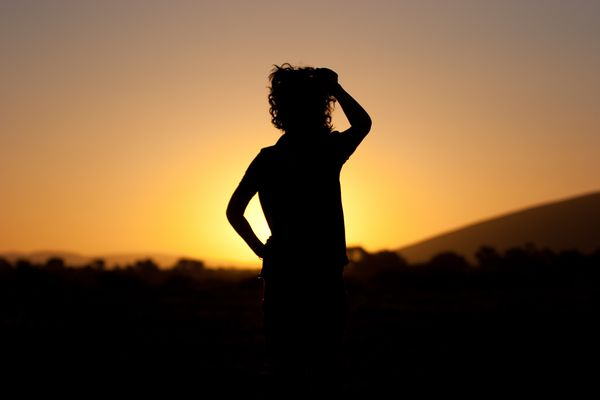 sunset @ soussusvlei