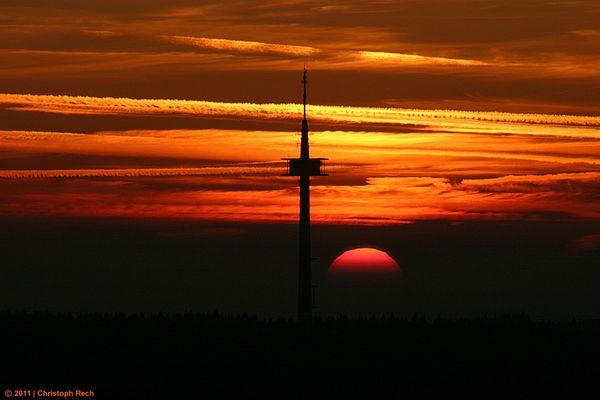 Sunset @ Stimmstamm