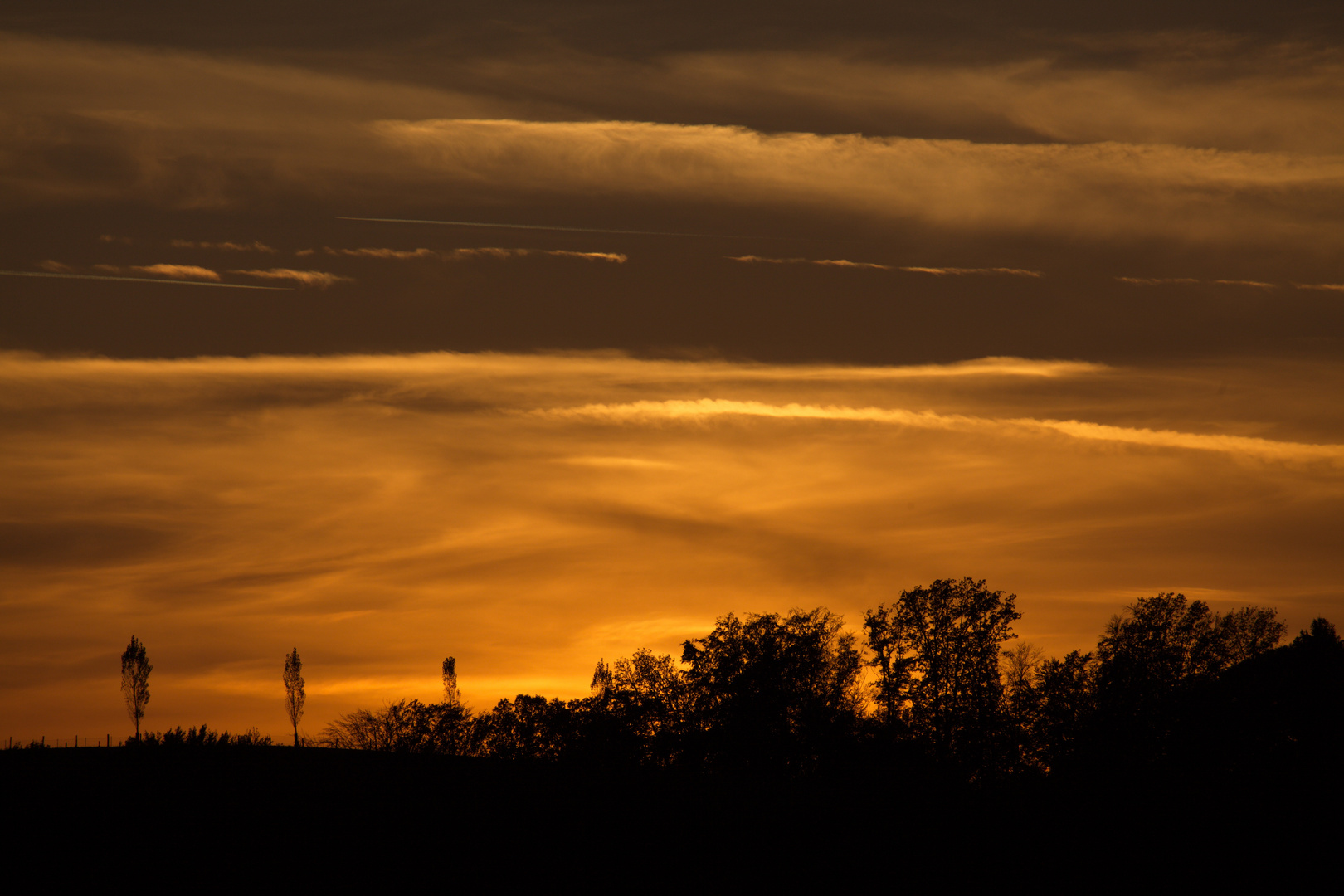 Sunset Südsteiermark