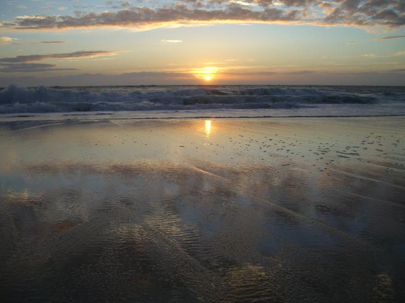 Sunset Sylt