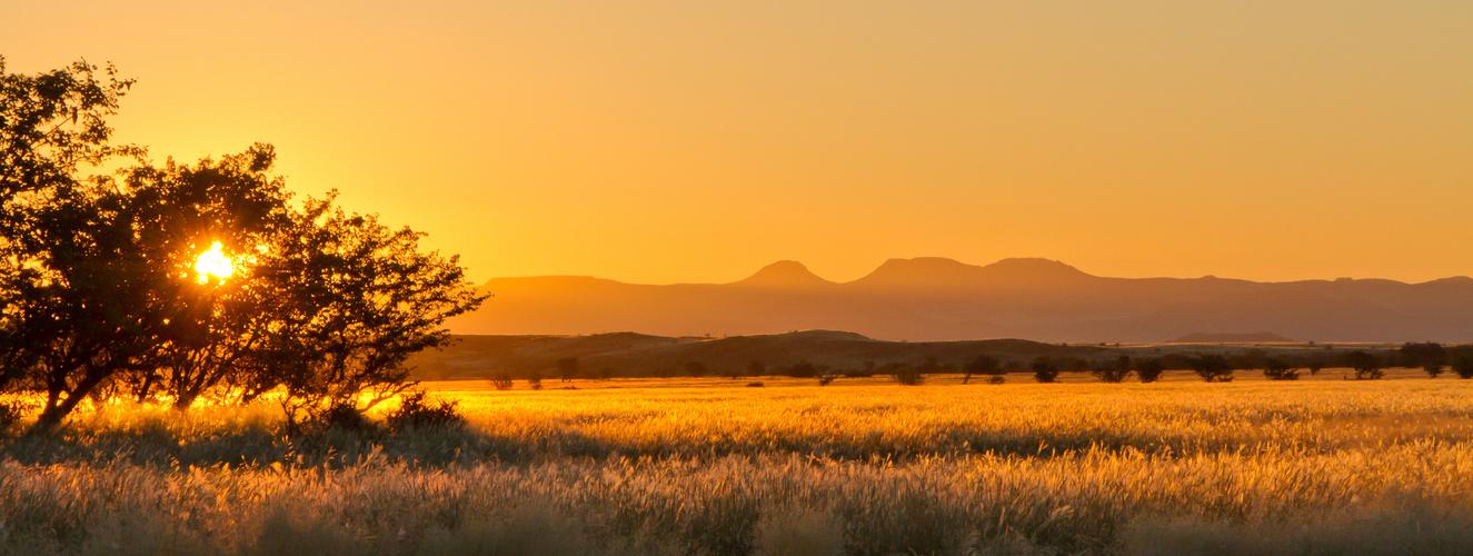 Sunset Twyfelfontein
