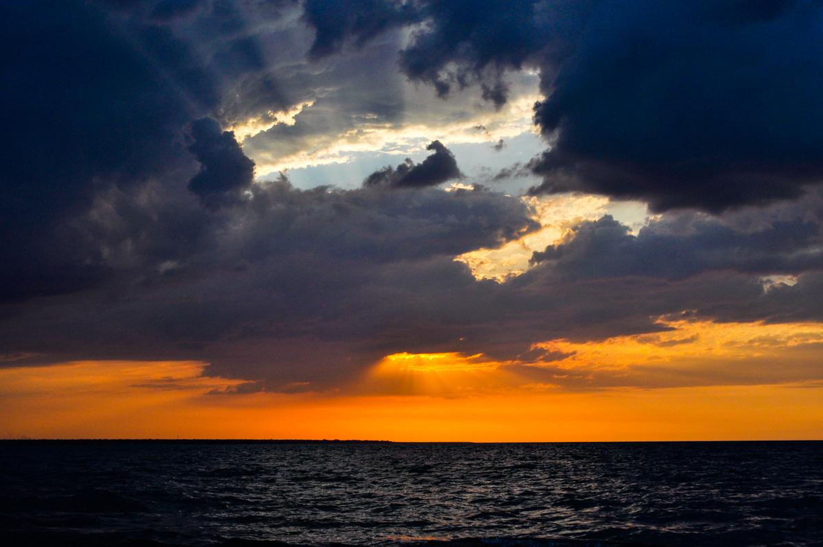 Sunset WA