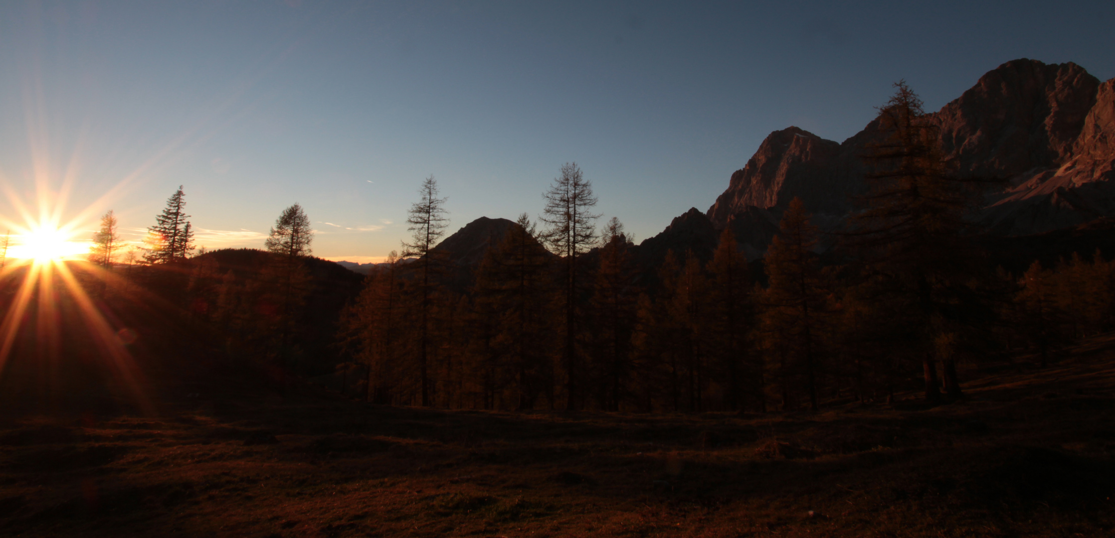 Sunset@Dachstein I