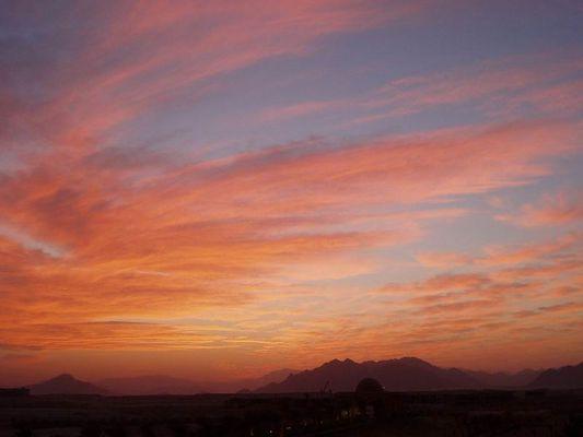 sunset@sinai